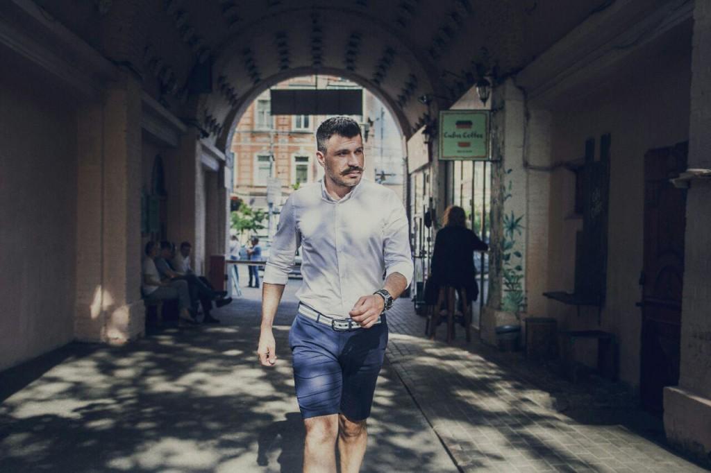 Интервью Сергей Фото