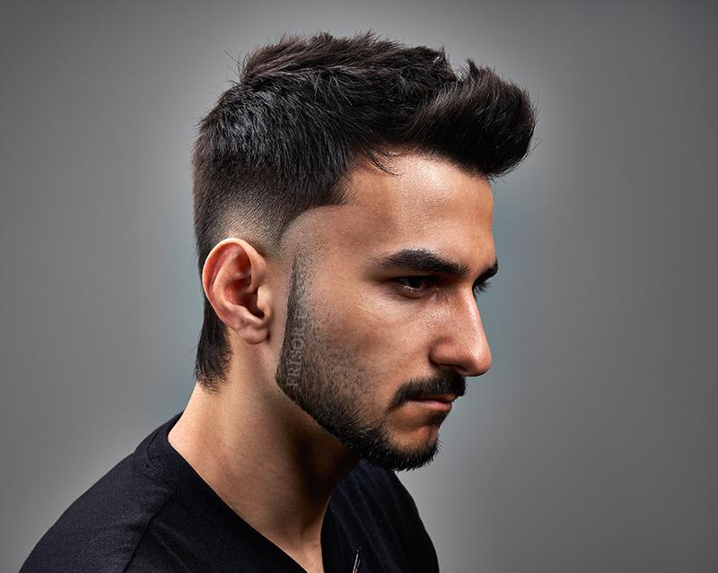 MULLET: HAIRCUT FOR BRAVE MEN